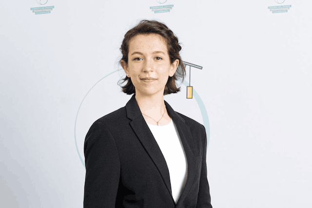 ISL student Sarah Mackel hopes to study medicine, although she hasn't decided yet whether it will be for clinical practice or another area. Fondation Jeunes Scientifique Luxembourg (FJSL)