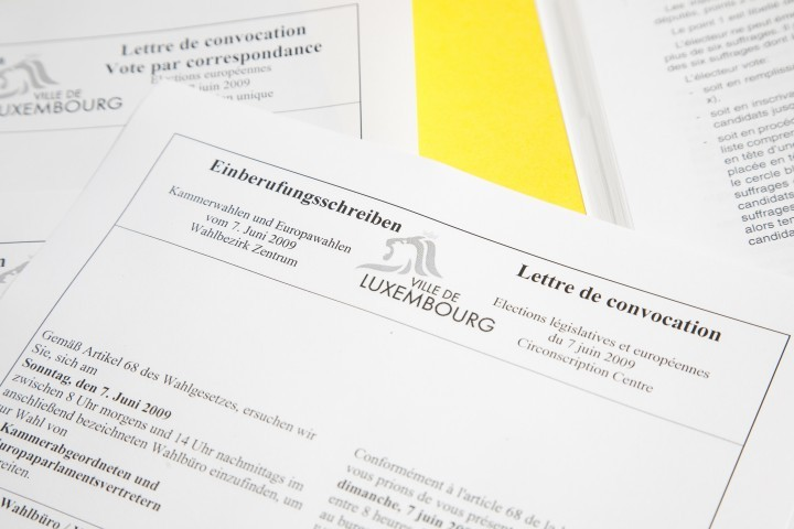 The local elections on 8 October may change the political map in Luxembourg. Julien Becker