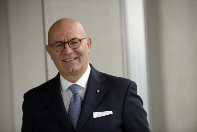 Giovanni Giallombardo, who has been a director at LuxairGroup since 2016, began his finance career in the grand duchy in 1984. MM/archives