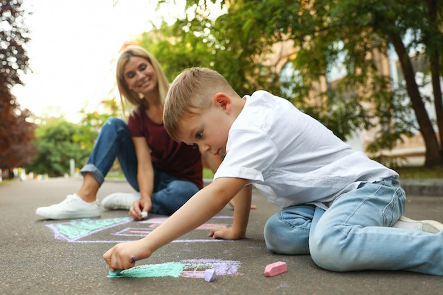 LuxAuPair helps families find the right match and organises the paperwork for an au pair stay Shutterstock