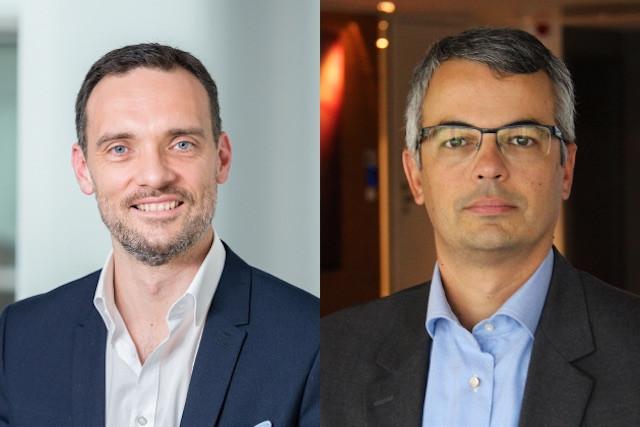 Balazs Majoros and Xavier Sotillos Jaime of Deloitte Deloitte Luxembourg