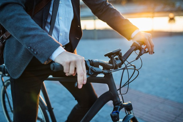 New subsidies launched in 2019 offer private citizens a grant for the purchase of a bicycle or electric assistance bicycle Shutterstock