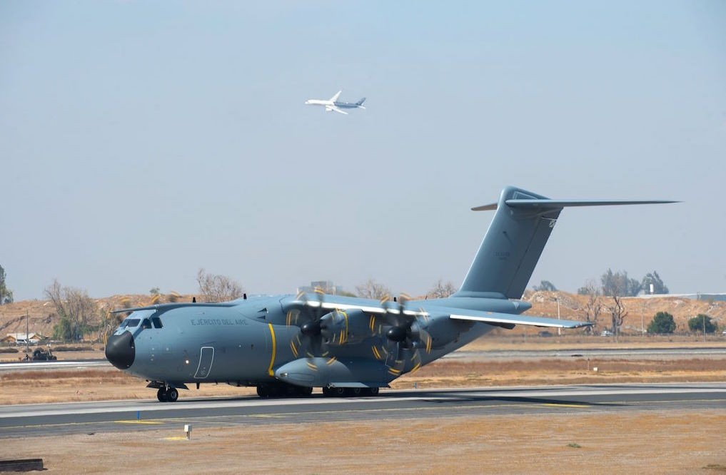 Luxembourg will get its Airbus A400M military plane, which it will share with Belgium, in spring 2020 Airbus/C. Santana