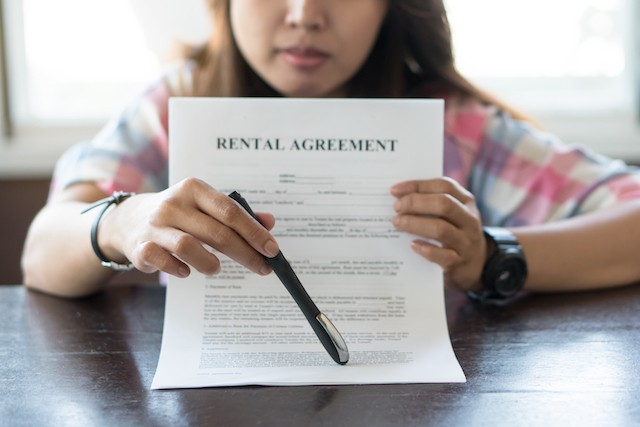 The public has turned to petitions in a bid to slow the spiralling cost of rented accommodation in Luxembourg Shutterstock