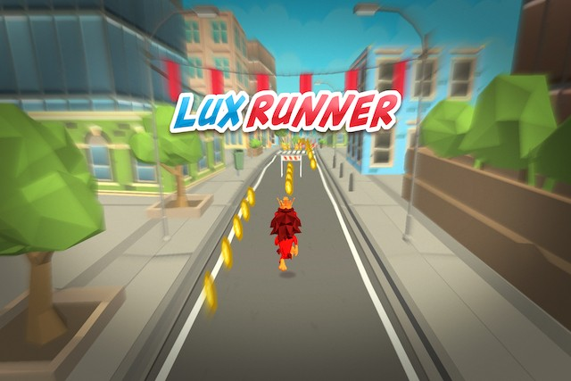 The Lux Runner video game takes players around well-known sites in Luxembourg Virtual Rangers