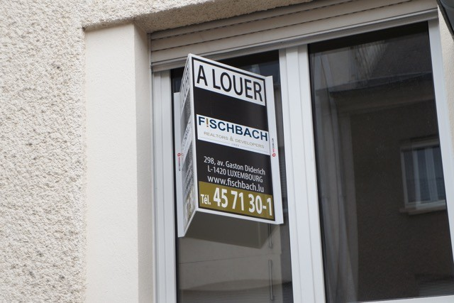 In 2017, the average monthly advertised rent was €20 per square metre in Luxembourg City, compared to €16-€18 per square metre in Esch-sur-Alzette Delano