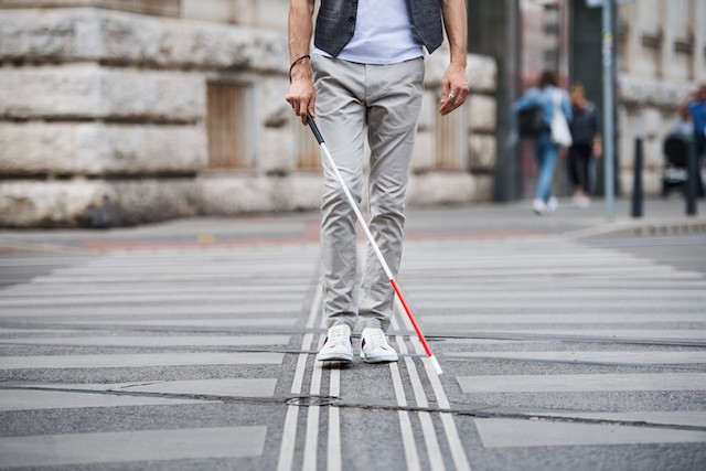 Disability discrimination made up 25% of the cases reported to the CET in 2019 Shutterstock