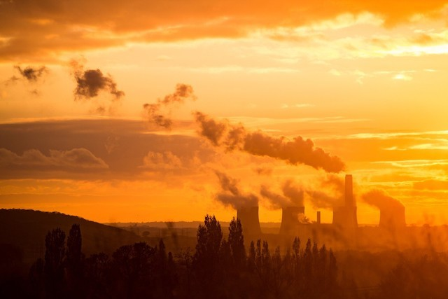 Fossil fuels remain a key contributor to the emissions of the seven indices Shutterstock