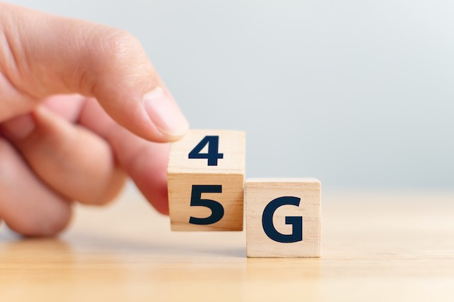 5G is a wireless network technology that will be faster and able to handle more connected devices than the existing 4G LTE network Shutterstock