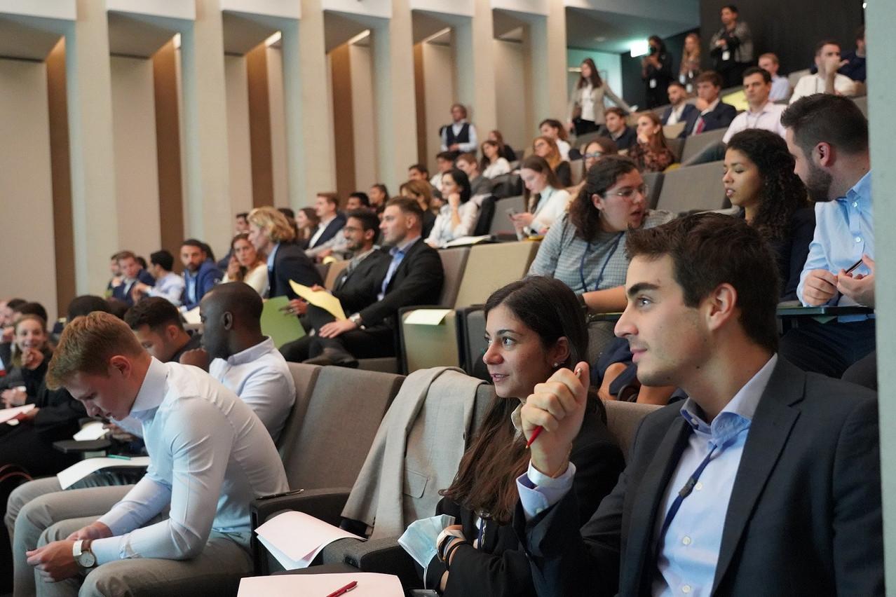Une centaine de «new joiners» de plus que les années précédentes ont rejoint Deloitte. Ce qui porte le nombre de recrues à 308 pour la rentrée2021. (Photo: Deloitte)