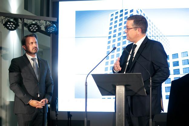 Xavier Bettel: «Nous devons faire en sorte que le Luxembourg soit prêt à changer dans le cadre de la digitalisation, qui sera un changement majeur.» (Photo: Matic Zorman)