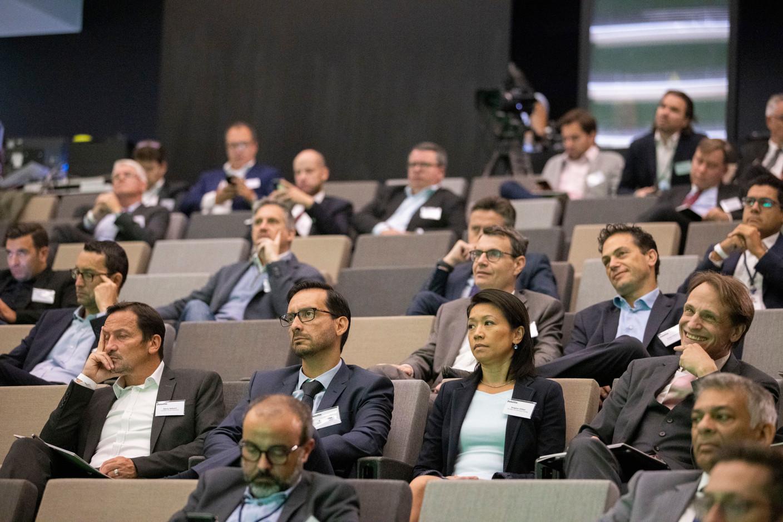Horizon 2021 Conference (Photo: Nelson Coelho/Deloitte Luxembourg)
