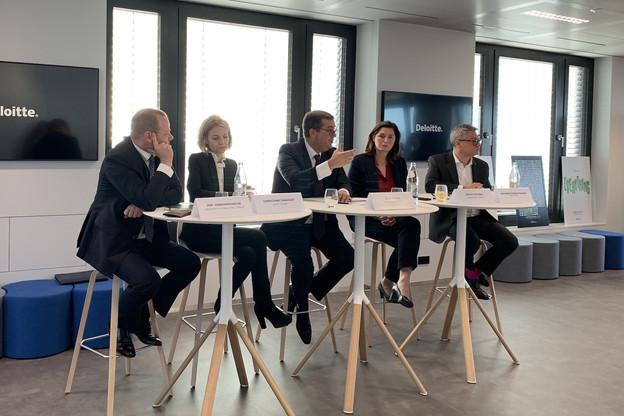 En 2019,le chiffre d'affaires total de Deloitte Luxembourg augmente de 6%, pour atteindre 350 millions d'euros (contre 330 millions d'euros en 2018).  (Photo: Paperjam)