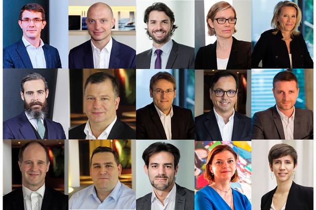 Les quinze nouveaux et nouvelles partners et managing directors de Deloitte Luxembourg. (Photo: Deloitte)