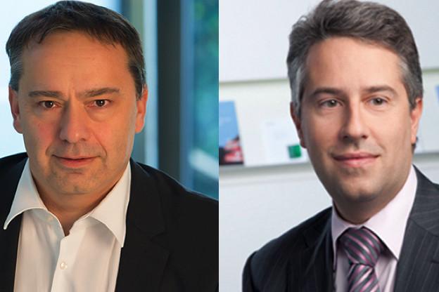 Laurent Collet et Pascal Eber, partners chez Deloitte Luxembourg. (Photo: Deloitte)