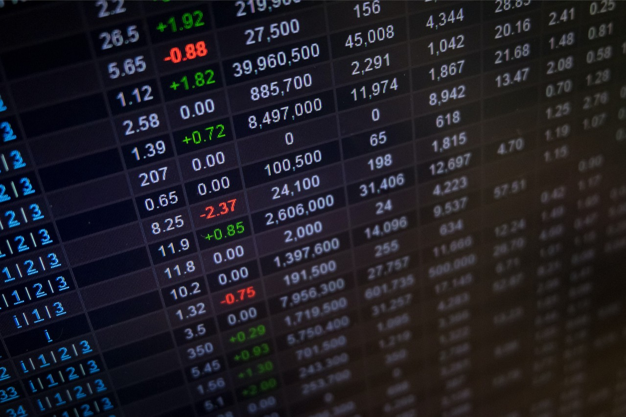 The stock markets have been suffering for several days in the face of the resurgence of the pandemic, which has led to fears of weakening growth. The CAC 40, for example, has dropped more than 5% in a few days from its high of 6.666 points on 17 June to its level of two months ago. Photo: Shutterstock