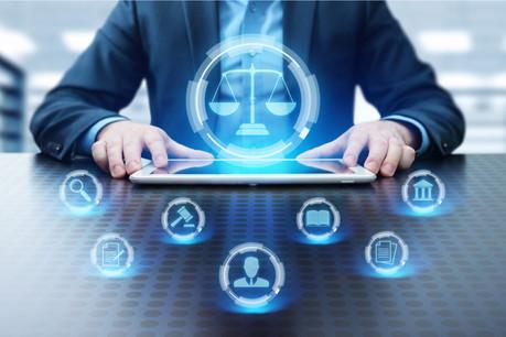 La moitié des avocats inscrits au Barreau de Luxembourg sont des indépendants, occupés par une partie trop importante de leur temps avec des tâches administratives ou répétitives que la technologie pourrait accomplir. (Photo: Shutterstock)