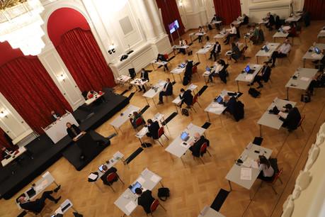 Le travail des députés, qui contrôlent et votent les mesures anti-Covid, n'est sans doute pas étranger au maintien du statut de «démocratie complète» au Luxembourg parThe Economist Intelligence Unit. (Photo: Chambre des députés/Flickr)