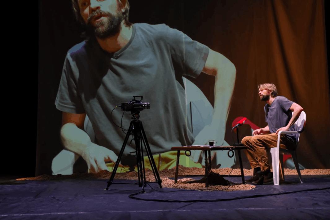 LucSchiltz sera sur scène à l'occasion de la représentation de «Terres Arides» à l'Atelier. (Photo: L'Atelier)
