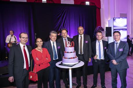Dentons Luxembourg celebrates its 20th anniversary. Credit: Laurent Antonelli © Blitz Agency 2019