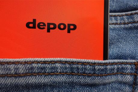 Sur Depop,les acheteurs peuvent liker les articles, enregistrer les photos, commenter et envoyer des messages privés aux vendeurs. (Photo: Shutterstock)