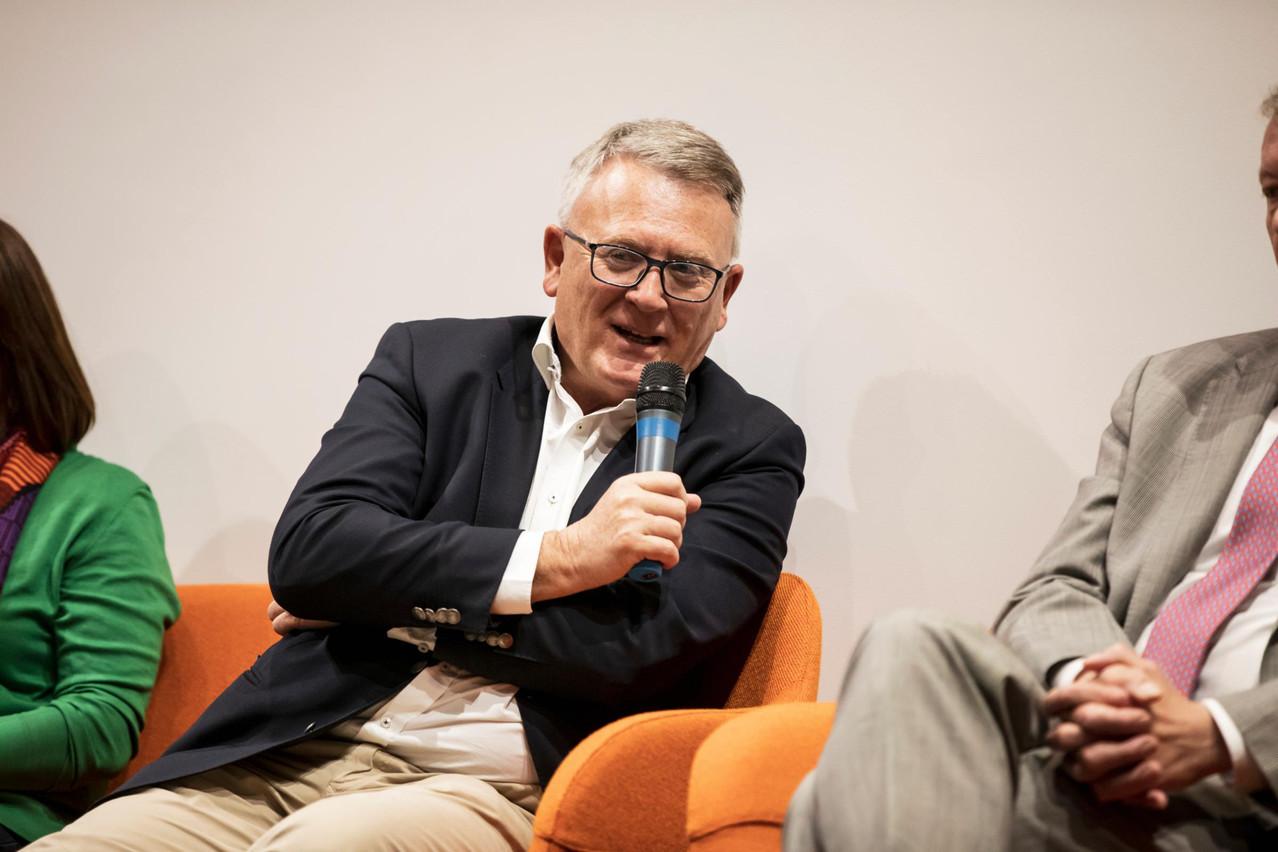 Nicolas Schmit, une fois devenu commissaire, cédera ses fonctions à Marc Angel. (Photo: Jan Hanrion/Maison Moderne/archives)