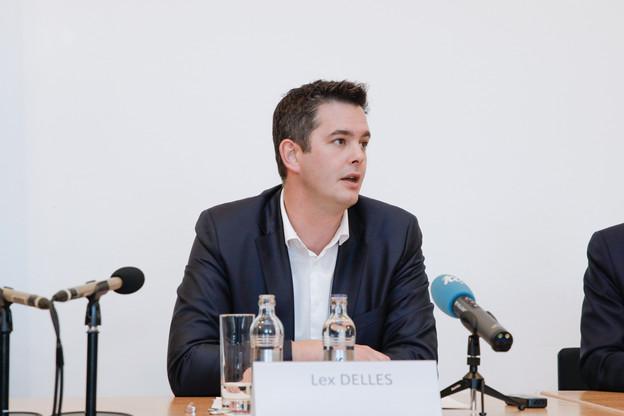 Le ministre Lex Delles invite tous les indépendants et entreprises éligibles à introduire une demande d'aide en temps opportun. (Photo: Romain Gamba/Maison Moderne)