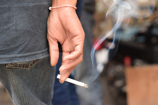 Les cigarettes mentholées représentent 6% du marché au Luxembourg, selon Heintz van Landewyck. (Photo: Shutterstock)