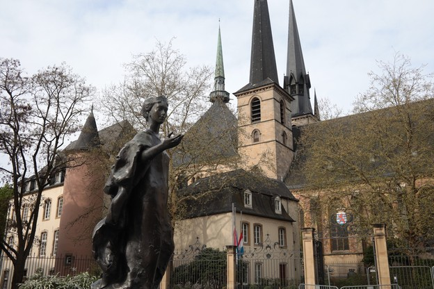 La messe aura lieu à 11h15 à la cathédrale Notre-Dame du Luxembourg. (Photo: Matic Zorman / Archives)