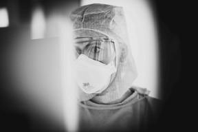 «Behind the Mask», au CHL. ((Photo: Paul Foguenne))