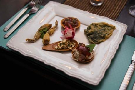 La cuisine thaïe est raffinée et goûteuse. (Photo: Anne Backendorf)