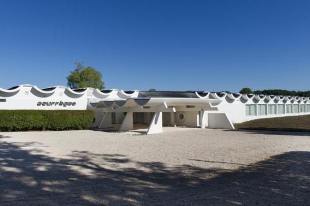 L'usine se trouve à Pau, ville natale d'André Courrèges qui l'a lui même dessiné. (Photo: Courrèges)