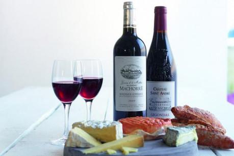 La sélection des vins lors des foires offre un excellent rapport qualité/prix. (Phot: DR)