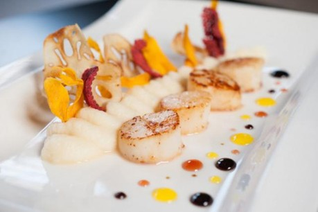 La cuisine de Romain Baumet peut aller dans le raffinement comme dans la simplicité. (Photo: DR)
