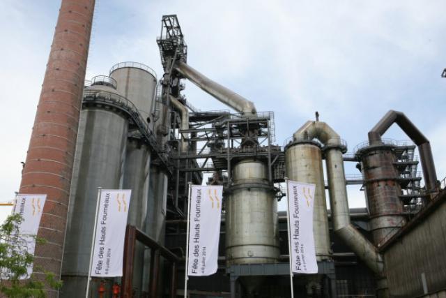 Le Festival de la culture industrielle et de l'innovation a lieu ce week-end à Belval. (Photo: DR)