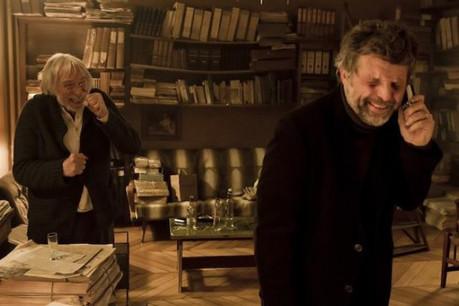 Pierre Richard apporte son humour tendre au film «Les âmes de papier». (Photo: Ricardo Vaz Palma)