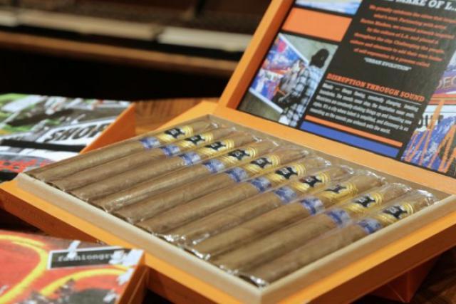 El Puro devrait ravir les amateurs de cigares. (Photo: Luc Deflorenne)