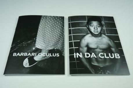 Covers des deux dernières publications de Tom Hermes Tom Hermes