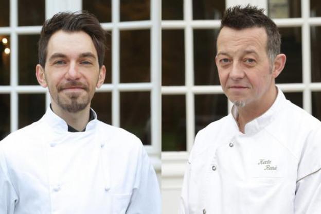 Damien Klein et René Kertz auront à se départager sur un plat de poisson et un plat de viande (Photo: Brain&More)