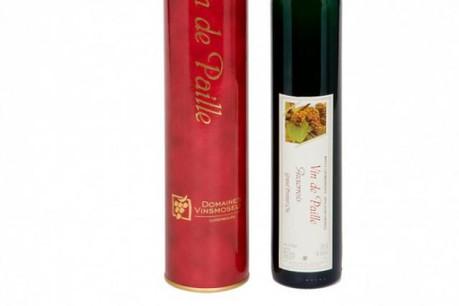 Les Domaines Vinsmoselle propose un excellent vin de paille (Photo: D.R.)