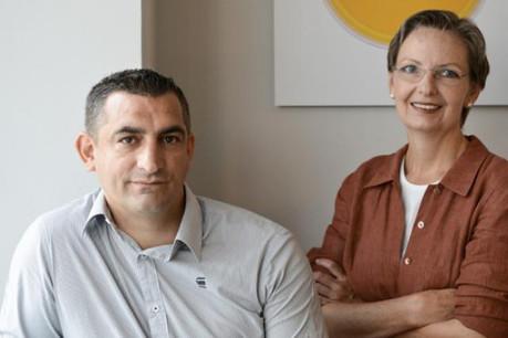 Pascal Henrot et Isabelle Jans, chevilles ouvrières de À la Soupe. (Photio: David Laurent)