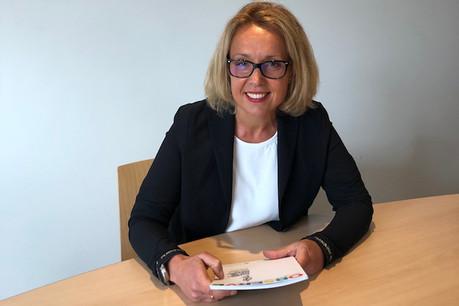Agnieszka Zajac: «Notre objectif est de faire connaître Odgers Berndtson au Luxembourg, mais également de faire connaître le Luxembourg à notre tête de réseau Groupe.» (Photo:Odgers Berndtson Luxembourg)
