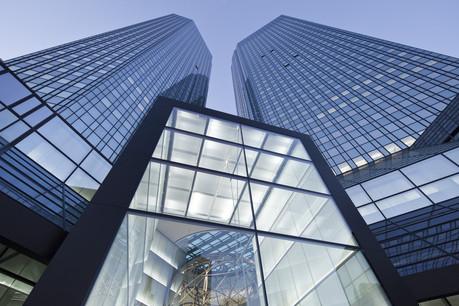 La banque prévoit 7,4 milliards d'euros pour mettre son plan de restructuration en œuvre. (Photo: Deutsche Bank)