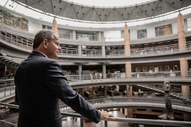 L'année 2019 s'est clôturée avec un résultat net de 87,6 millions d'euros, en baisse de 34% par rapport à 2018. (Photo: Maison Moderne / archives)