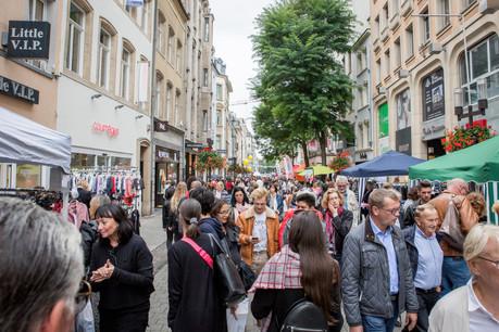 Les commerces luxembourgeois doivent augmenter leur présence sur les réseaux sociaux, selon JerryKlein, pilote de la plate-forme Letzshop. (Photo: Maison Moderne)