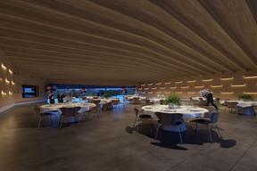Une salle polyvalente permettra la tenue de réceptions. ((Illustration: Janusch - Holweck Bingen Architectes))
