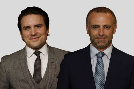 Gregory Nicolas et Romain Denis ont été promus managing directors de la société de gestion FundRock Management Company. (Photo: FundRock)