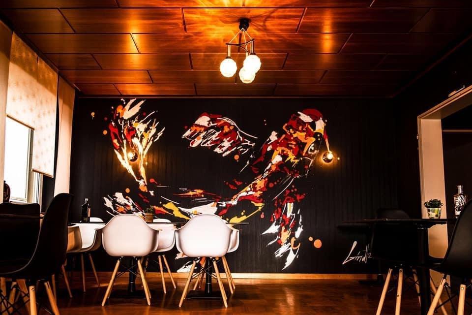 Yabani Art & Food combine habilement art et cuisine nippone dans un cadre très «cosy», à quelques minutes à peine de la capitale… DR
