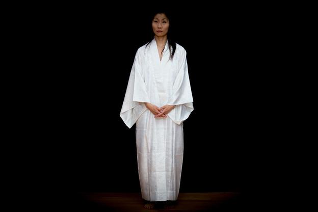 La danseuse Yuko Kominami est au cœur de l'œuvre virtuelle «Sublimation» de Markiewicz & Piron. (Illustration: Markiewicz & Piron)