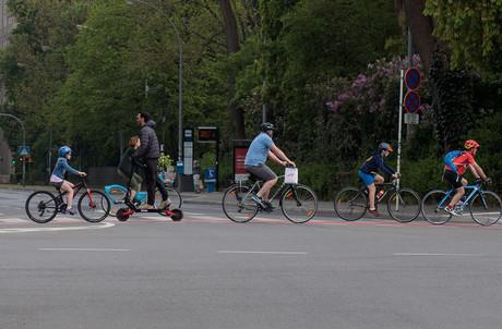 L'achat d'un vélo donnera désormais droit à une prime de 600 euros. (Photo: Archives / Matic Zorman / Maison Moderne)